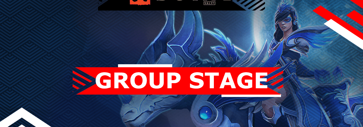 Dota 2 Group Stage