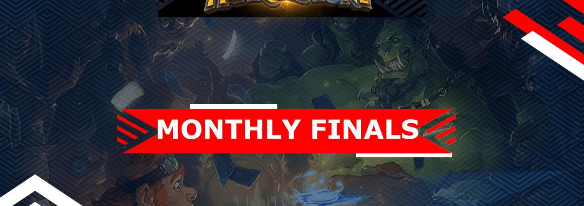 HS Monthly Finals