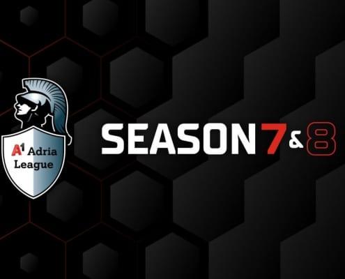A1 Adria League - Season 7 & 8
