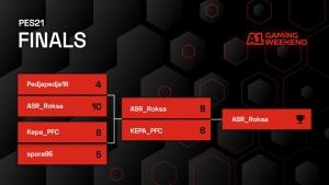 A1 Gaming Weekend - PES2021 Bracket - Roksa