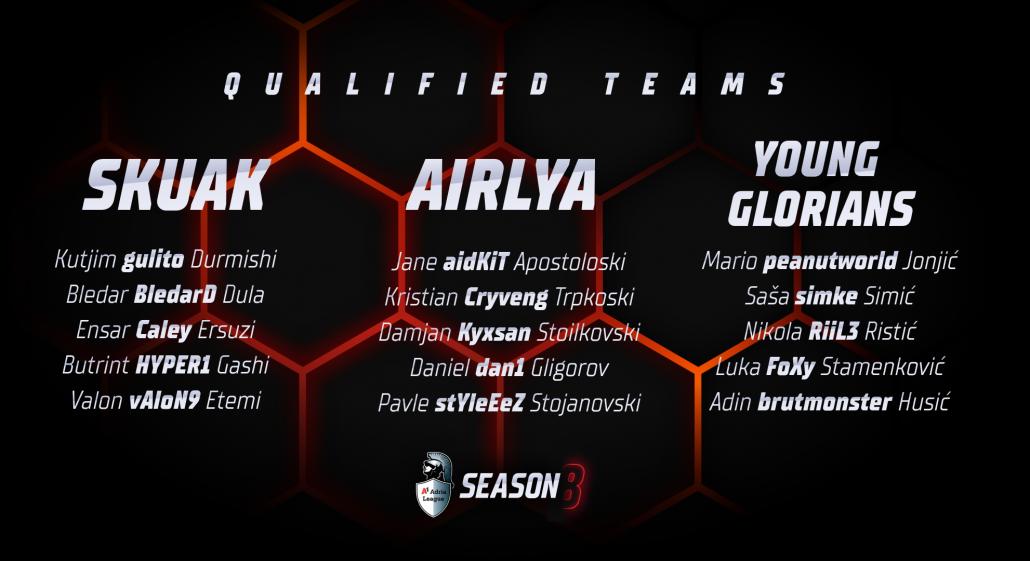 Teams Q2